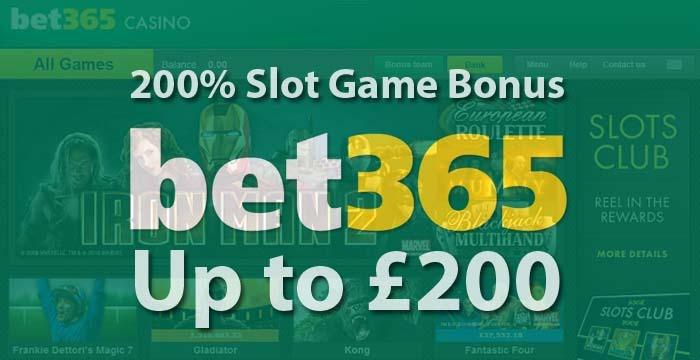 bet365-slot-bonus