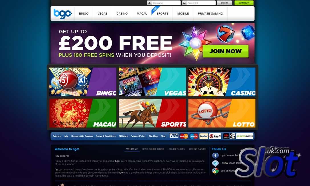 Free spin casino slot
