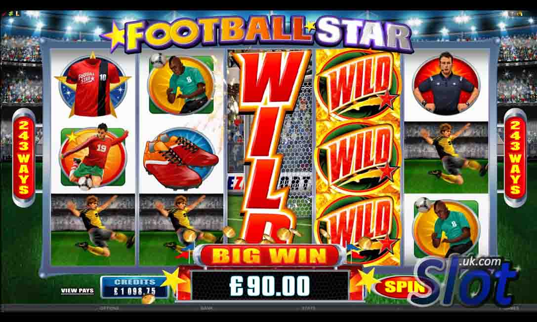 Football Star Slot 2