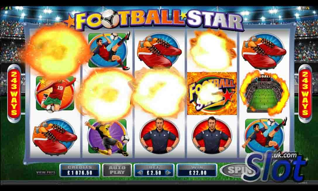 Football Star Slot 3
