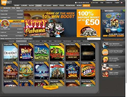 February 188BET Casino Special Every Wednesday