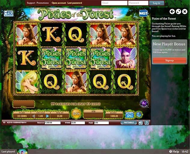Leo Vegas Slot Game