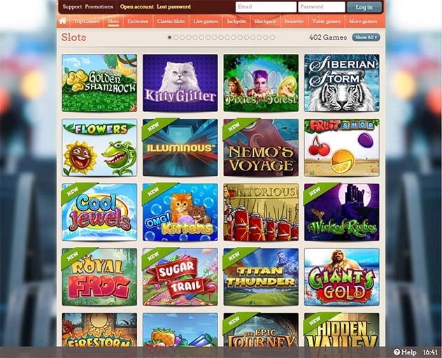 online casino leo