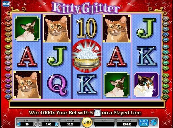 Kitty Glitter Reels