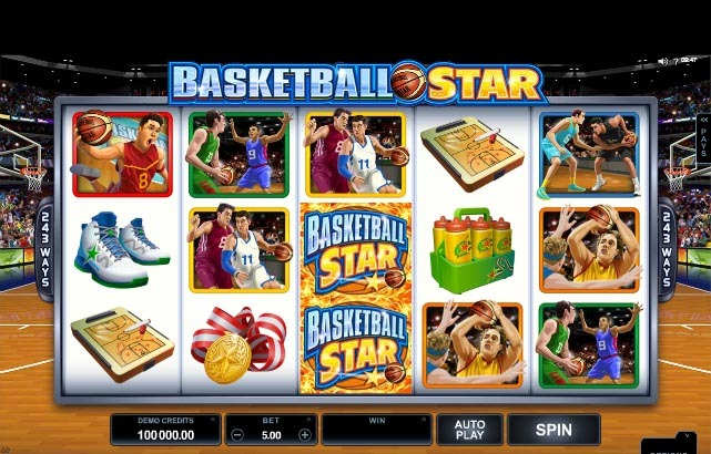 Basketball Star Reels