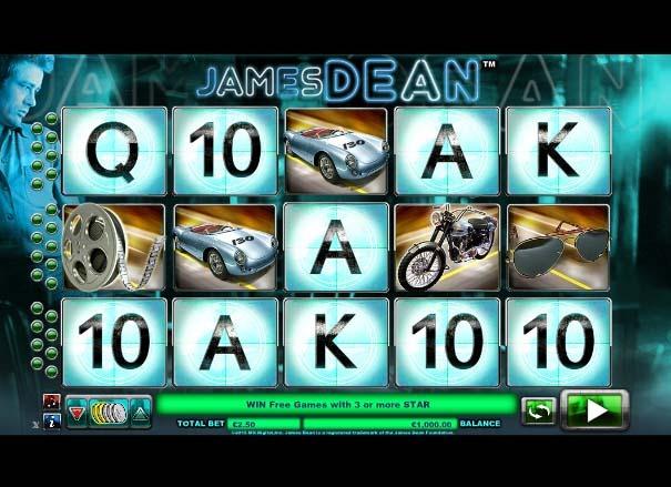 James Dean Reels