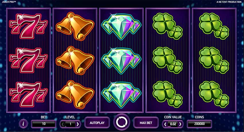 Play Joker Pro Online Slots at Casino.com South Africa