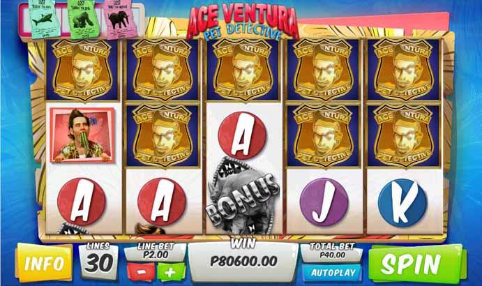 Ace Ventura Slot Wild