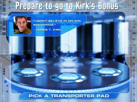 Star Trek Slot Bonus