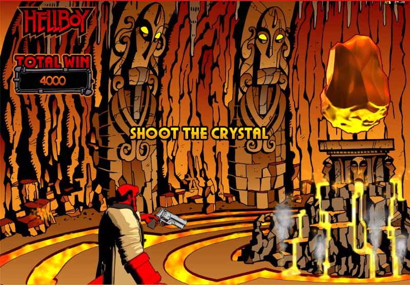 Hellboy Slot Bonus