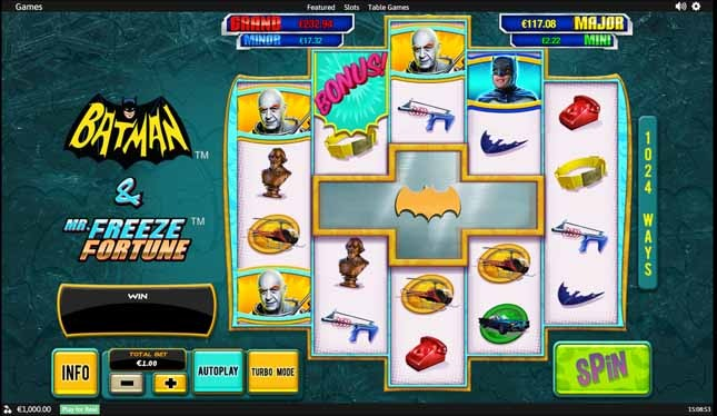 Freeze Out Slots Review & Free Instant Play Casino Game