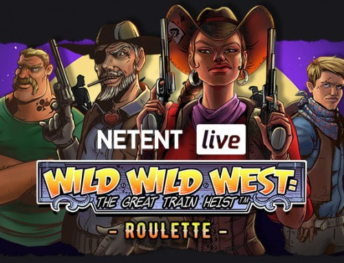 Head across to the Wild Wild West with NetEnt!