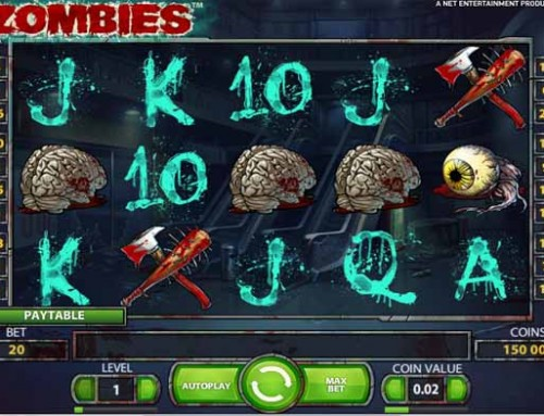 Zombies Slot Review by Maggie Zeina