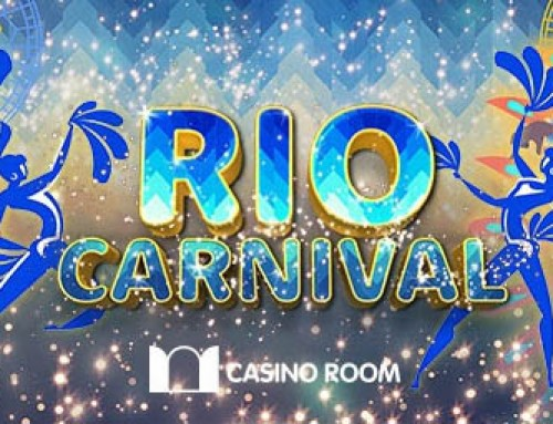 Rio Carnival Promotion at Casino Room
