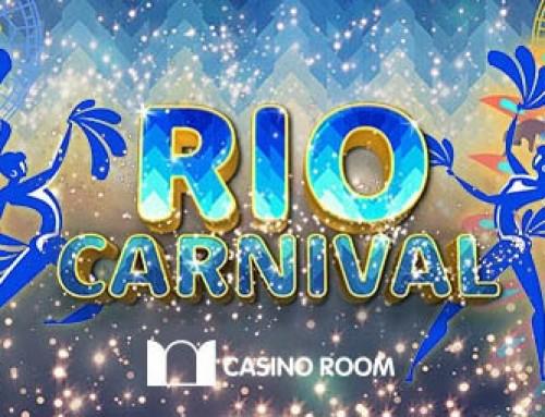 Rio Carnival Promotion at Casino Room