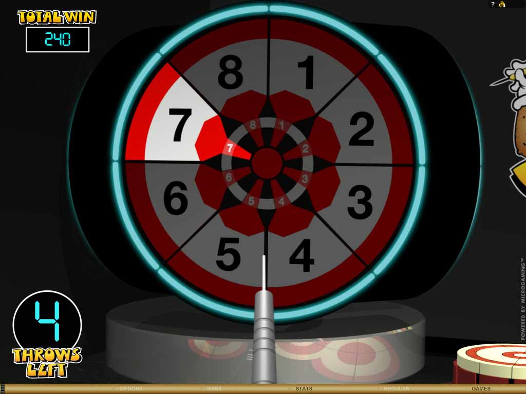 Bullseye Slot Bonus