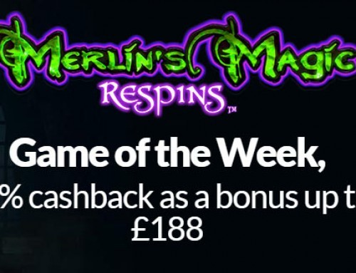 Merlin's Magic Respins Promotion