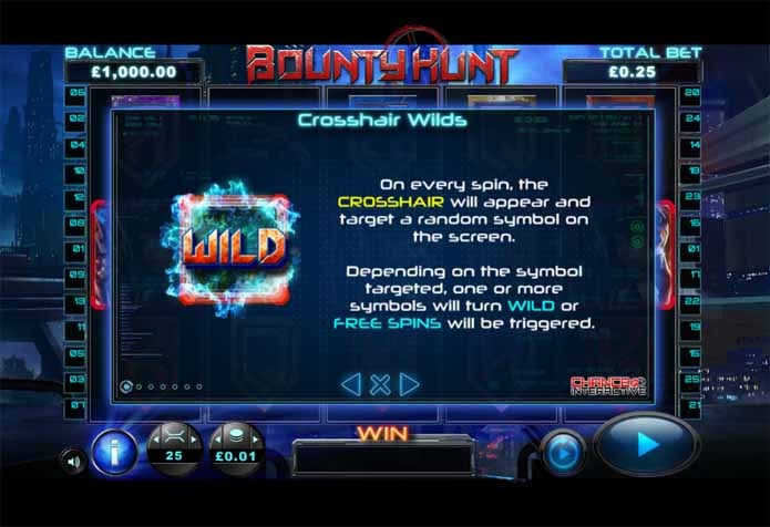 Bounty Hunt Slot Bonus
