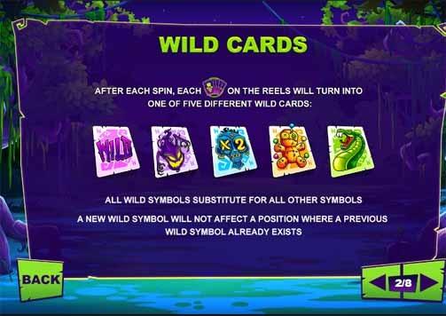 Maji Wilds Slot Bonus