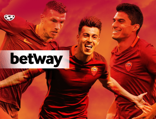 Betway pen new deal with AS Roma
