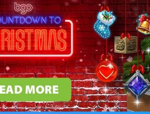 Countdown to Christmas with BGO Casino