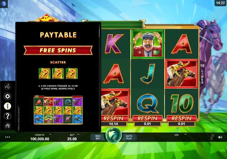 Bookie of Odds Slot Bonus