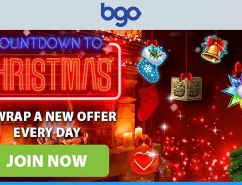 Countdown to Christmas with BGO!