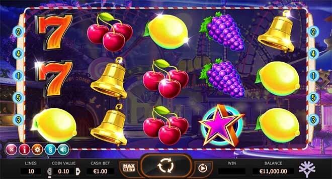 Jokerizer Slot Reels