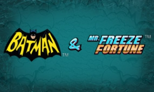 Batman and Mr Freeze Fortune